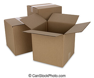 ατραπός , κουτιά , χαρτόνι