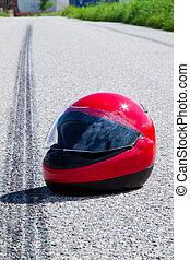 ατύχημα , κυκλοφορία , μοτοσικλέτα , accident.