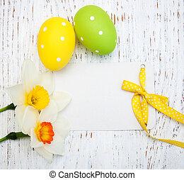 αυγά , ασφόδελος , πόσχα