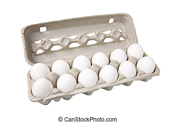 αυγά , ντουζίνα