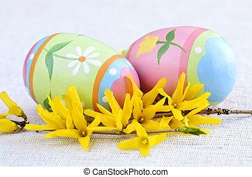 αυγά , πόσχα