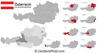 αυστρία , ευρωπαϊκός , εξοχή