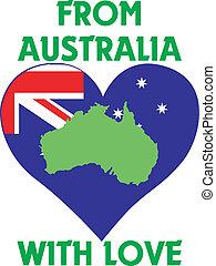 αυστραλία , αγάπη
