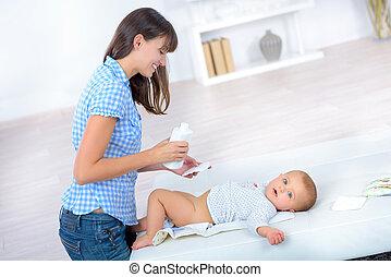 αυτήν , αφιερώνω , μητέρα , ώρα , μωρό , ποιότητα