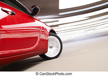 αυτοκίνητο , ίλιγγος