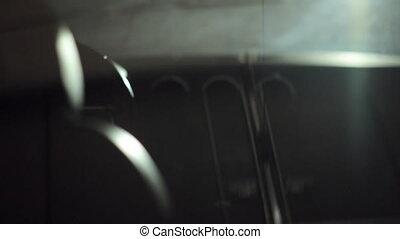 αυτοκίνητο , αίθουσα , εσωτερικός