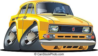 αυτοκίνητο , γελοιογραφία