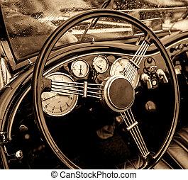 αυτοκίνητο , γριά