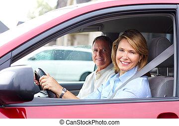 αυτοκίνητο , ζευγάρι