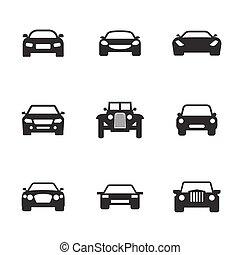 αυτοκίνητο , θέτω , απεικόνιση