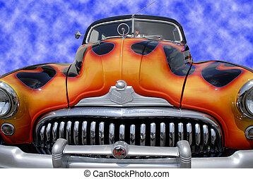 αυτοκίνητο , κλασικός