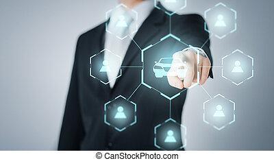 αυτοκίνητο , μοιρασιά , ολογράφημα , virual, επιχειρηματίας