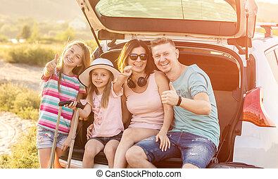 αυτοκίνητο , οικογένεια