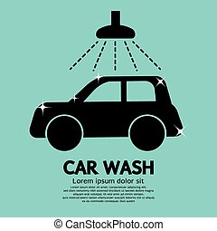 αυτοκίνητο , wash.