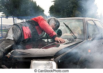 αυτοκινητιστικό δυστύχημα