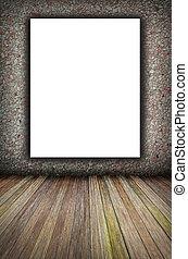 αφίσα , δωμάτιο , πάτωμα , ξύλινος , κρασί , τοίχοs , ξύλο , φόντο , κενό , εσωτερικός , άσπρο