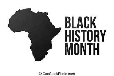 αφίσα , ιστορία , μαύρο , μήνας