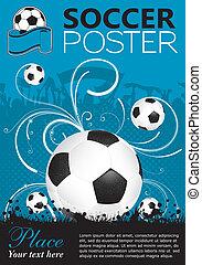 αφίσα , ποδόσφαιρο