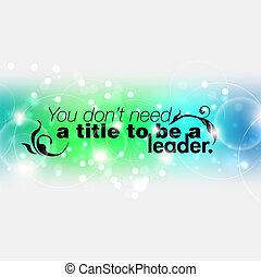 αφίσα , motivational