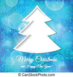 αφαιρώ , δέντρο , xριστούγεννα