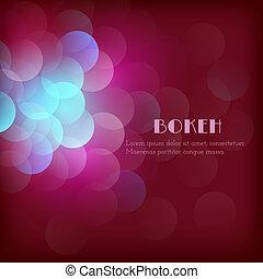 αφαιρώ , εορταστικός , φόντο , με , bokeh