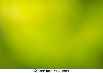 αφαιρώ , πράσινο , defocused , φόντο , φύση
