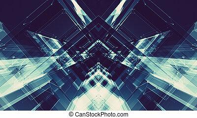 αφαιρώ , φόντο. , ακαταλαβίστικος , γενική ιδέα , διάστημα , technology., μέλλον