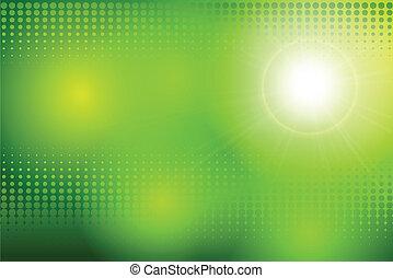 αφαιρώ , φόντο , μικροβιοφορέας , πράσινο
