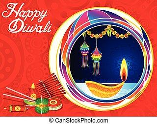 αφαιρώ , background.eps, δημιουργικός , καλλιτεχνικός , diwali, κόκκινο