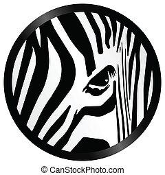 αφαιρώ , zebra