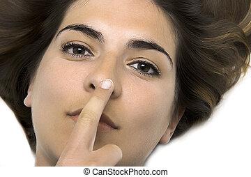 αφορών , μύτη