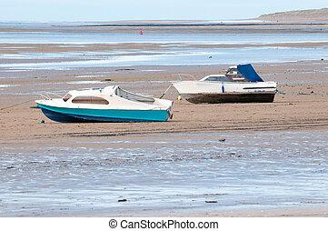 βάρκα , δυο