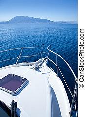βάρκα , μεσογειακός , απόπλους , θάλασσα