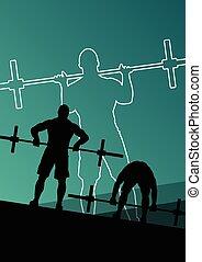 βάροs , άντρεs , αγώνισμα , crossfit, ανέβασμα