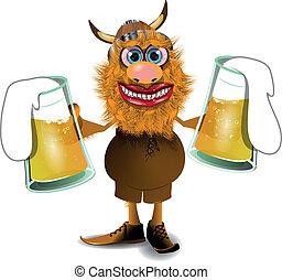 βίκιγκ , μπύρα