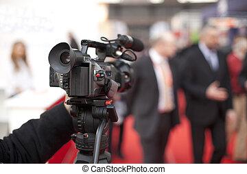 βίντεο κάμερα