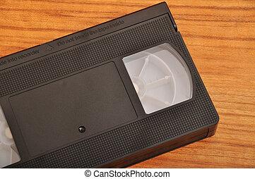 βίντεο cassette δένω
