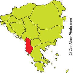 βαλκανία