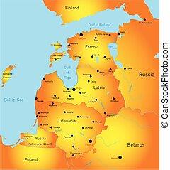 βαλτική , περιοχή , άκρη γηπέδου