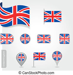 βασίλειο , σημαία , ενωμένος