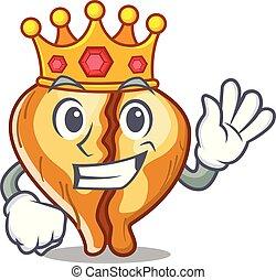 βασιλιάs , tortellini , γαβάθα , χαρακτήρας
