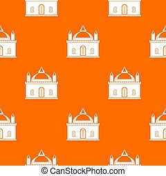 βασιλικός , κάστρο , πρότυπο , seamless