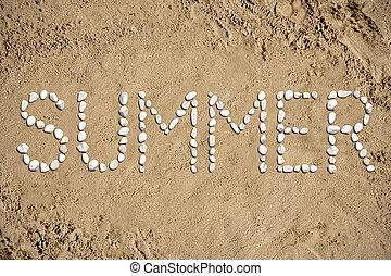 βγάζω τα κουκούτσια , καλοκαίρι , άμμοs , - , παραλία