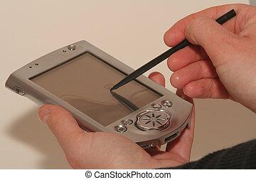 βελόνα γραμμοφώνου , handheld