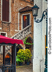 βενετία , αρχιτεκτονική
