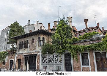 βενετία , italy., αγαπητέ μου αρχιτεκτονική , ηλιοβασίλεμα