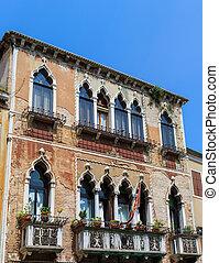 βενετία , traditionnal, αρχιτεκτονική