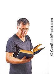 βιβλίο ανάγνωσης , άντραs