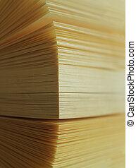 βιβλίο , γκρο πλαν
