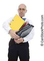 βιβλιοδέτης , υπάλληλοs